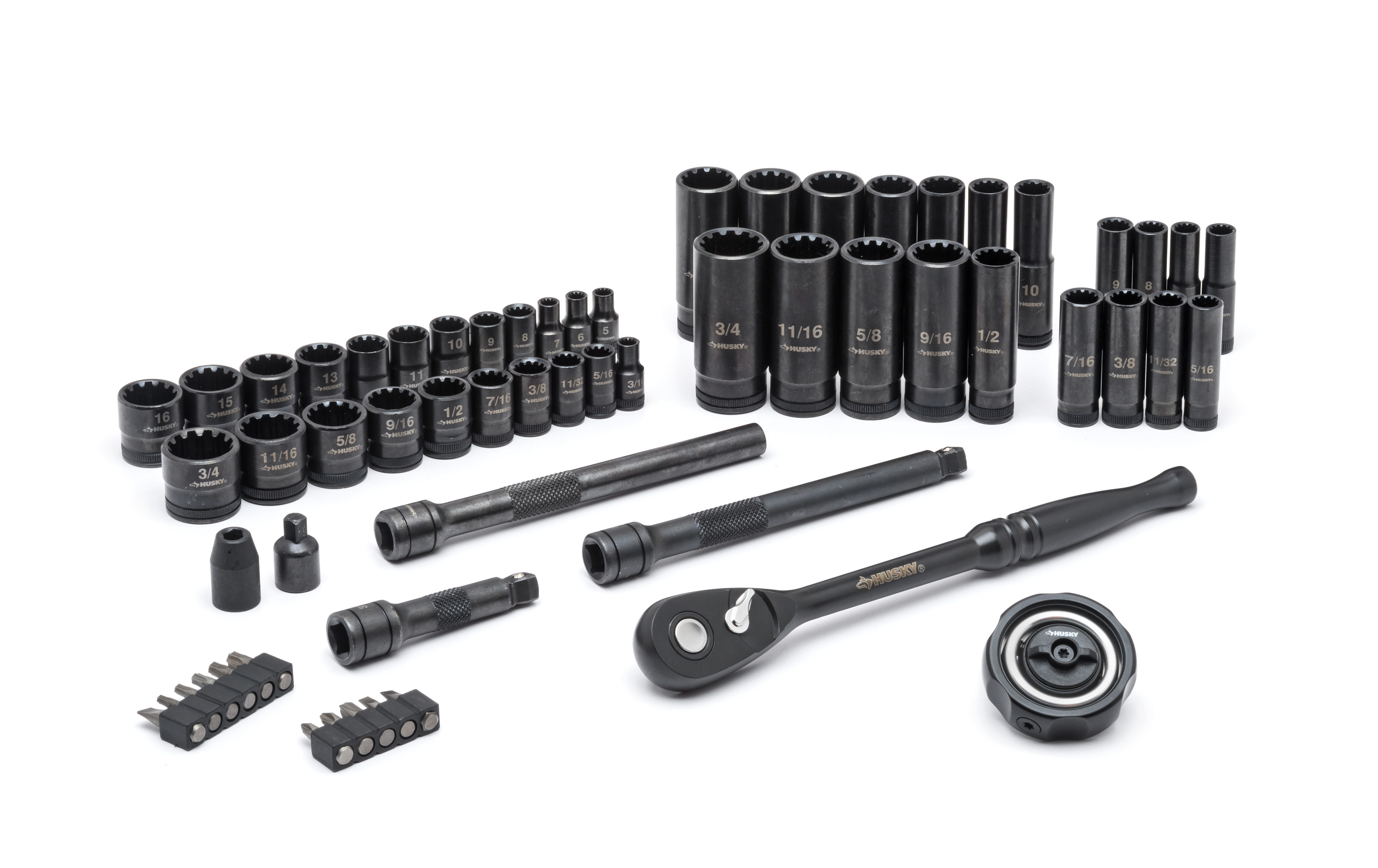 Best New Tool: The 60-Piece Husky Mechanic's Set Is a Jaw ...