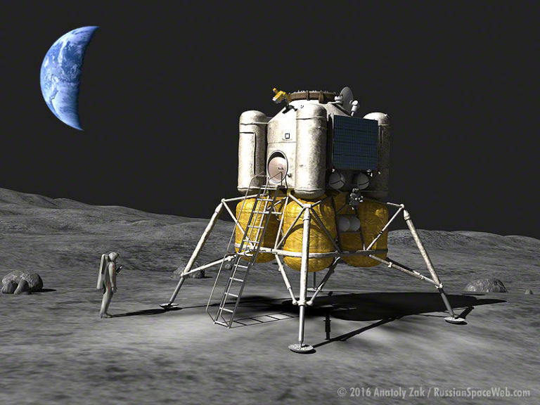 Soviet crewed lunar programs  Wikipedia