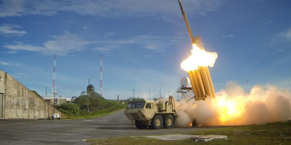 Korea's ballistic missile test unsuccessful