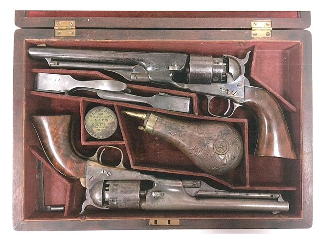 650 000 In Antique Guns Stolen From The National Civil