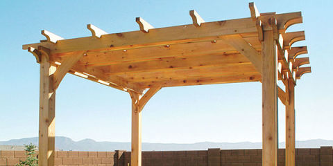 - How To Build A Pergola Step By Step - DIY Building A Pergola