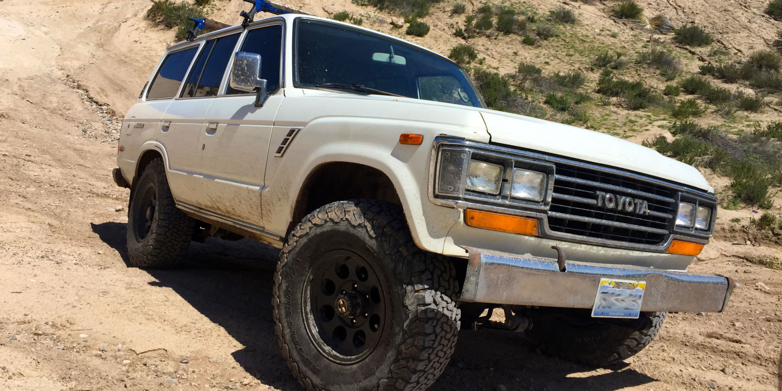 Toyota Landcruiser Edmonton: Project Build: Toyota Land Cruiser FJ62