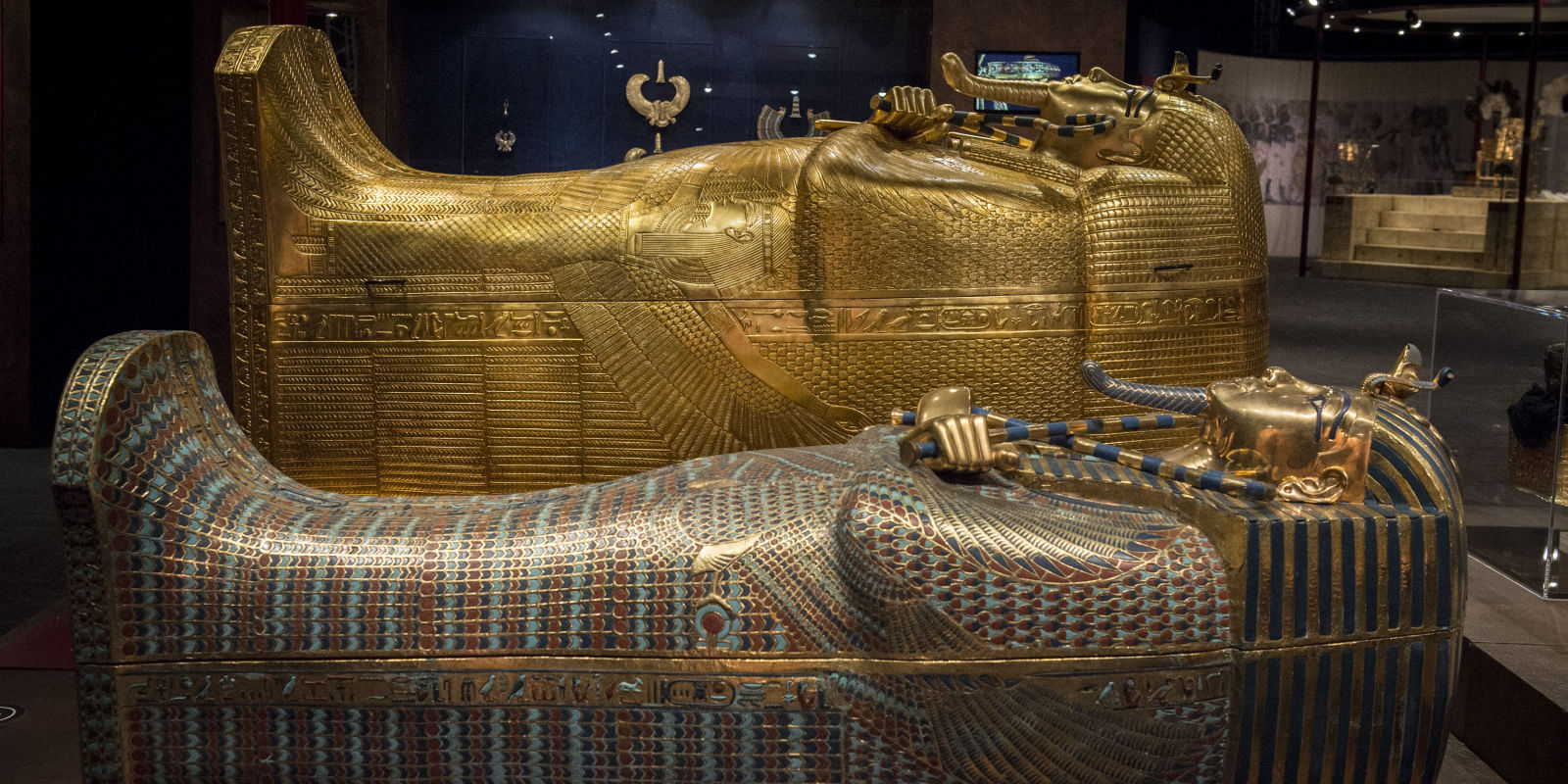 King Tut Tomb Discovery: Hidden Rooms In King Tut's Tomb Revealed By Ultrasounds Scans