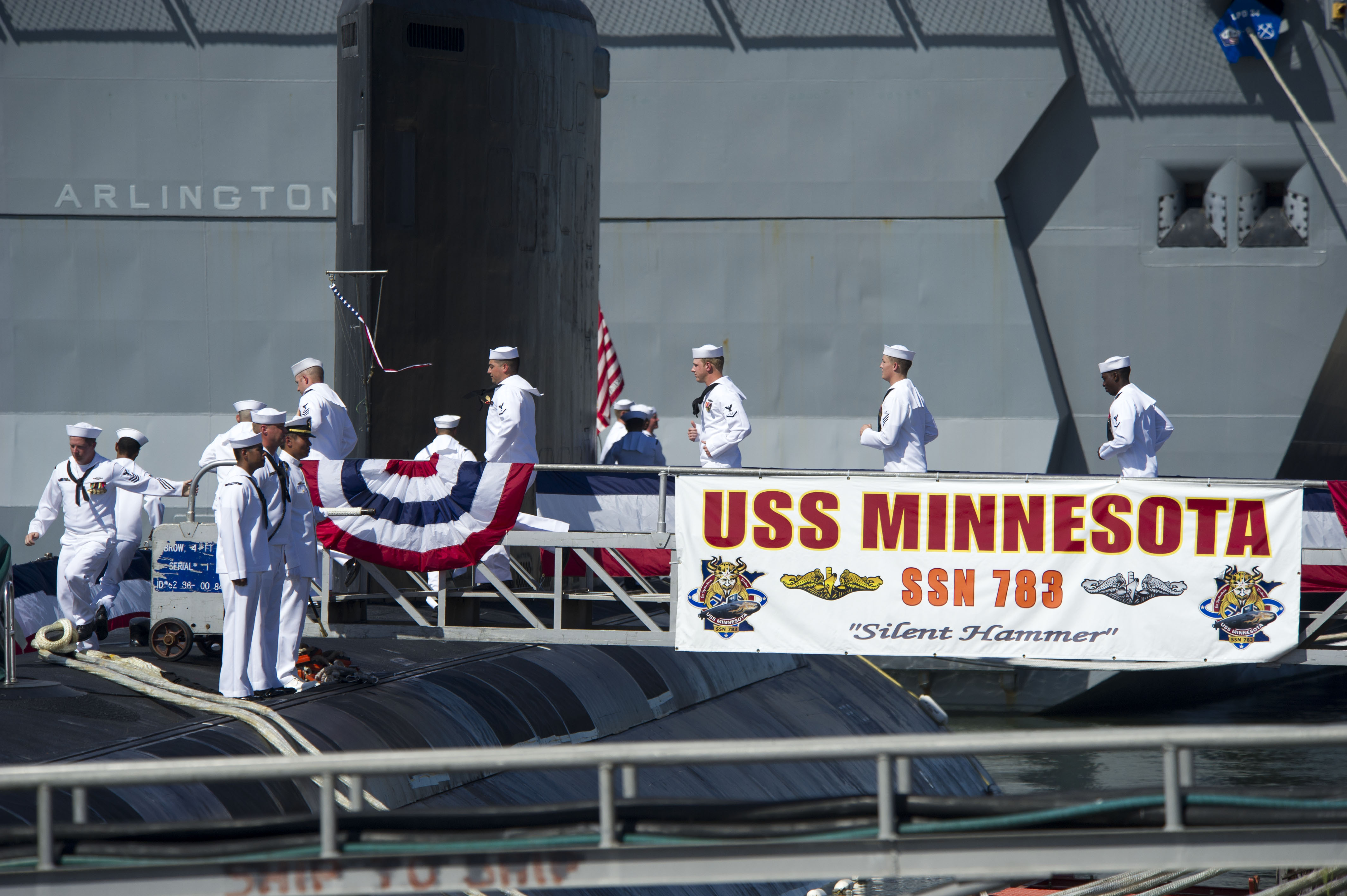 Billion dollar attack sub sidelined for two years over shoddy work