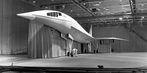 6 Ambitious Airplanes That Never Flew