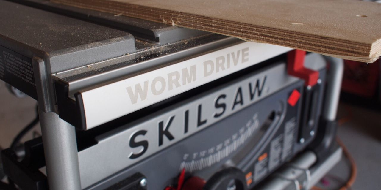 How To Set Up A Portable Table Saw