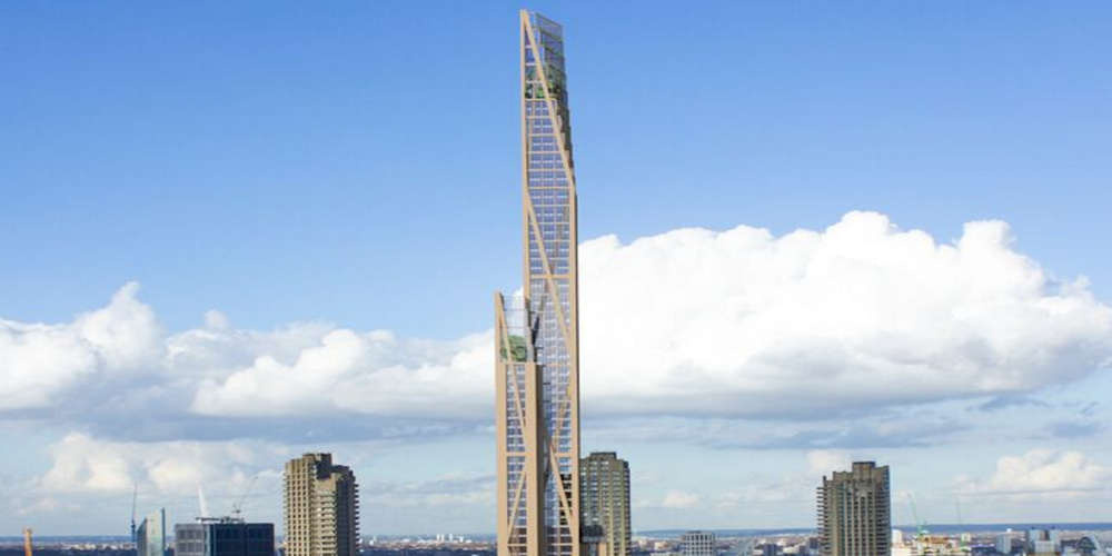The Skyscraper of the Future Is Made of Wood