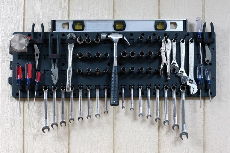 garage tool organizer