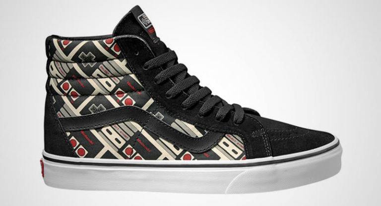 New Nintendo Vans Are the Perfect Shoes for Stomping on Mushrooms
