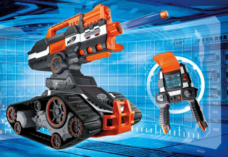 Nerf water guns war