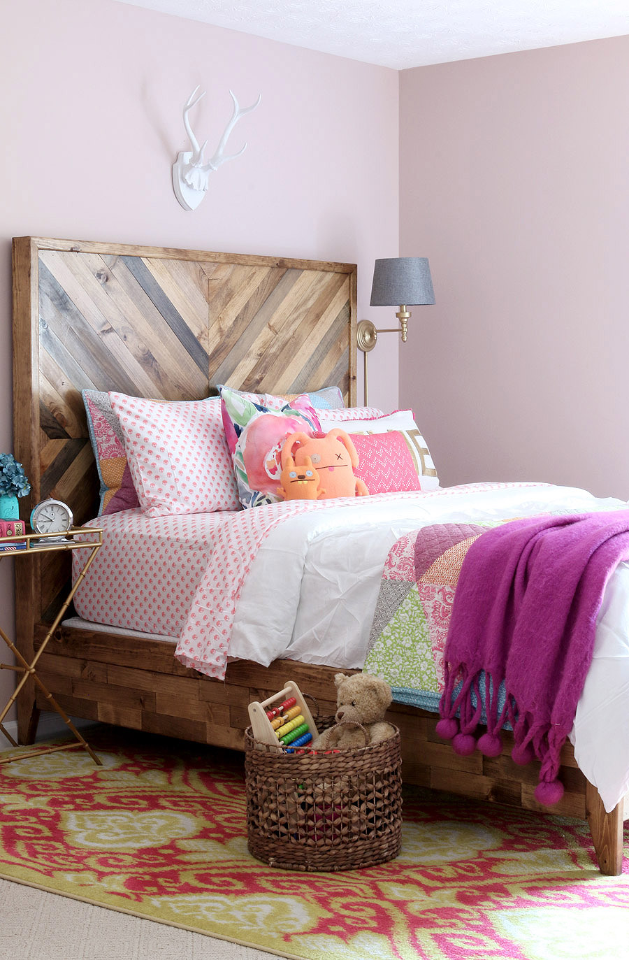 6 diy headboards you can make yourself headboard design - Make your own headboard ...