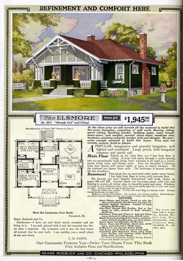 Sears Sold 70000 Homes From Their Catalog Are You Living in One