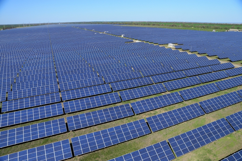 Chernobyl is going to become a solar farm for Solar ranch