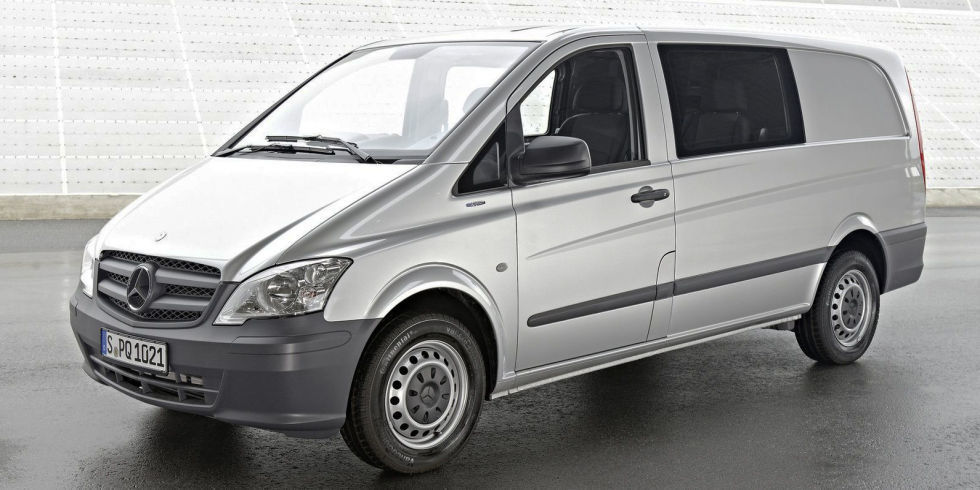 Chinese-Funded Startup With Tesla Alums Wants To Make a 900-Hp Electric Van