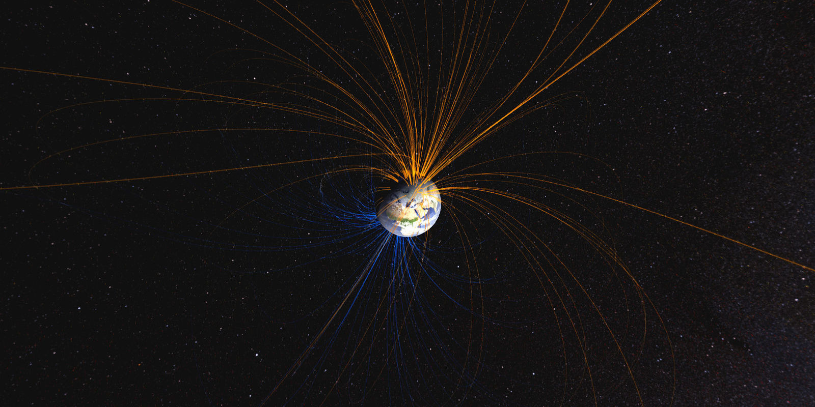 Ancient Earth Had More Than Two Magnetic Poles