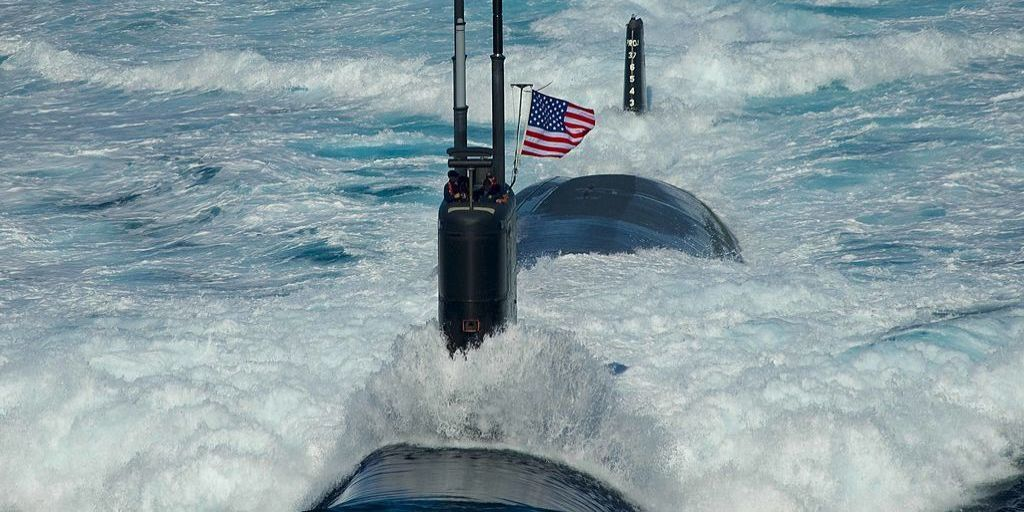 Bubble Enclosed Submarines Could Go Really Really Fast