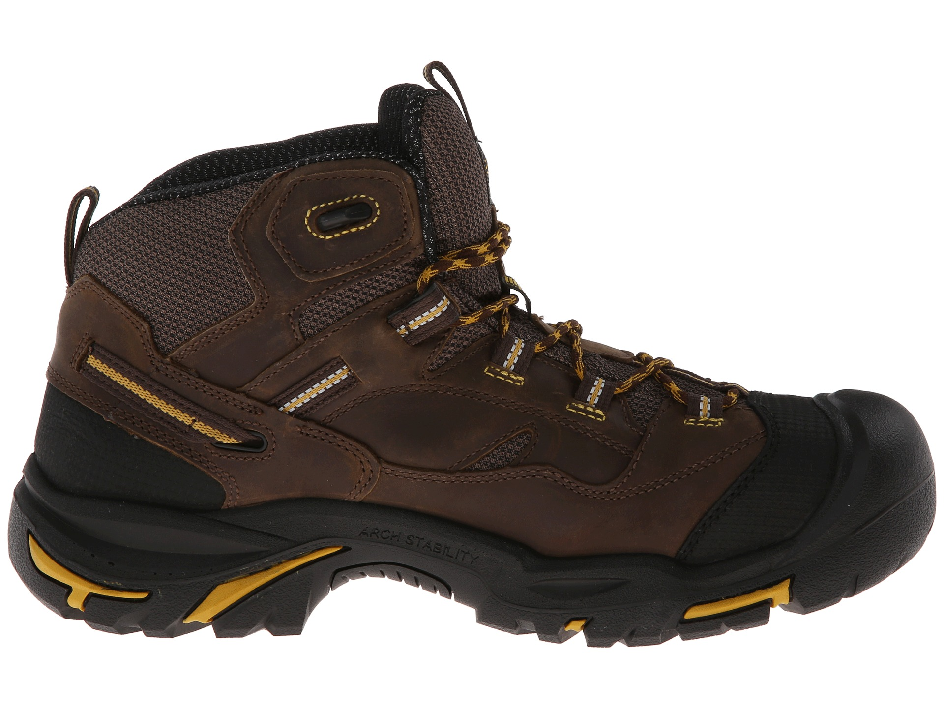 6 Work Boots To Comfort Your Feet In The Toughest