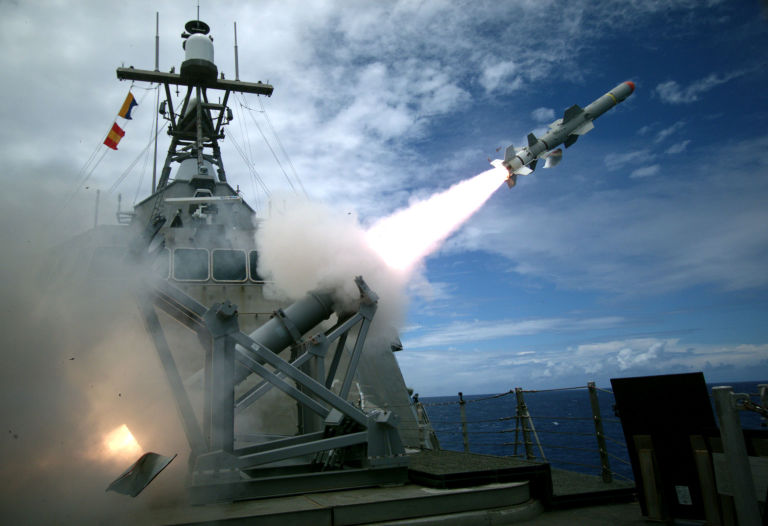 Customers increasingly asking about missile defense systems, Lockheed says