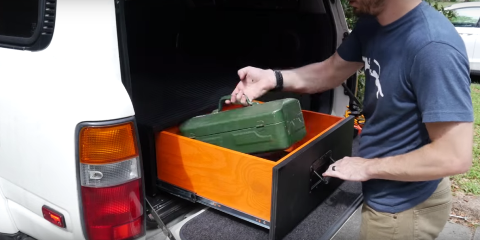 Truck Tool Storage Nice Ideas