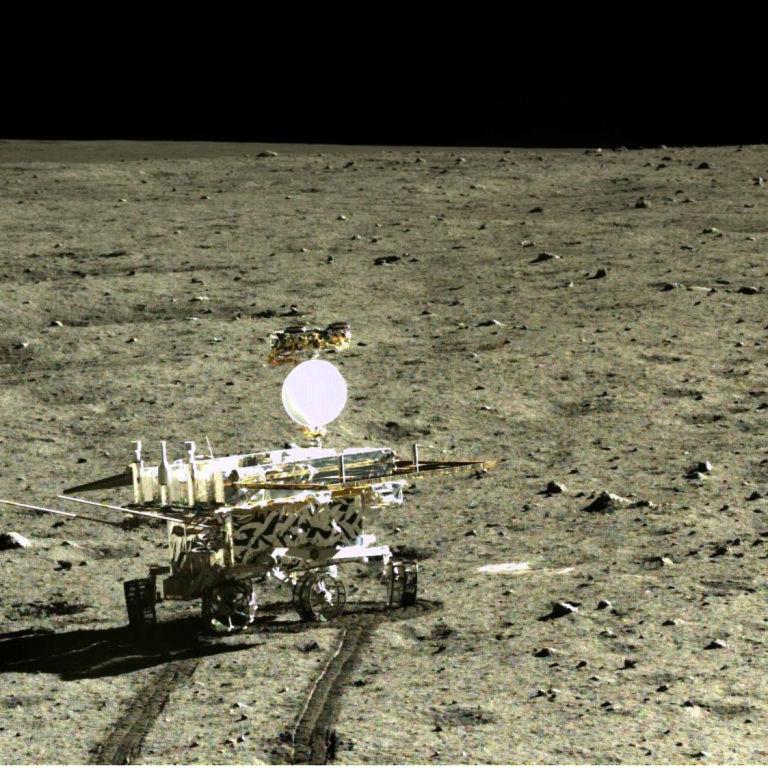 China's Jade Rabbit Lunar Rover Ends Mission After 31 Months