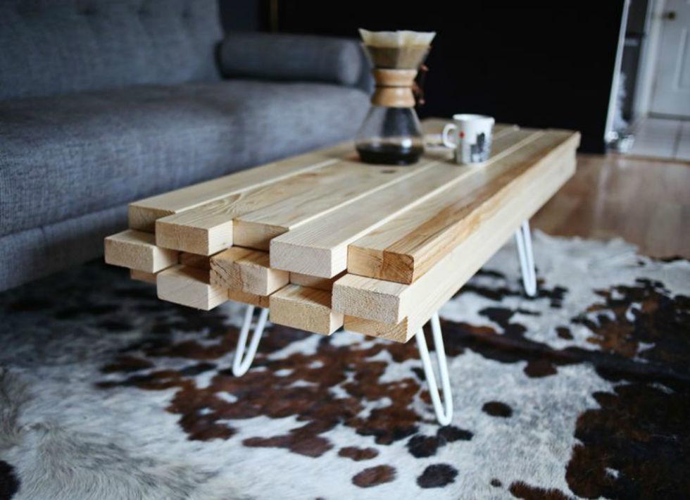 Marvelous 3 Coffee Table