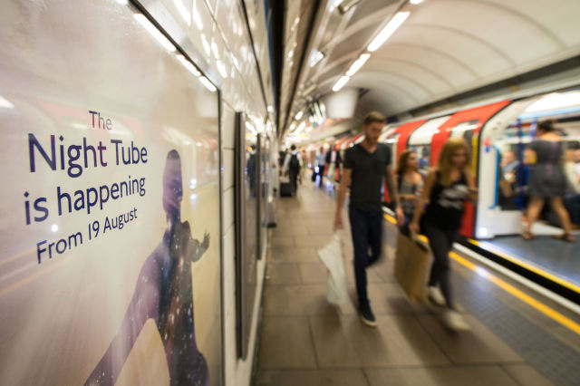 The London Tube Will Soon Run 24 Hours