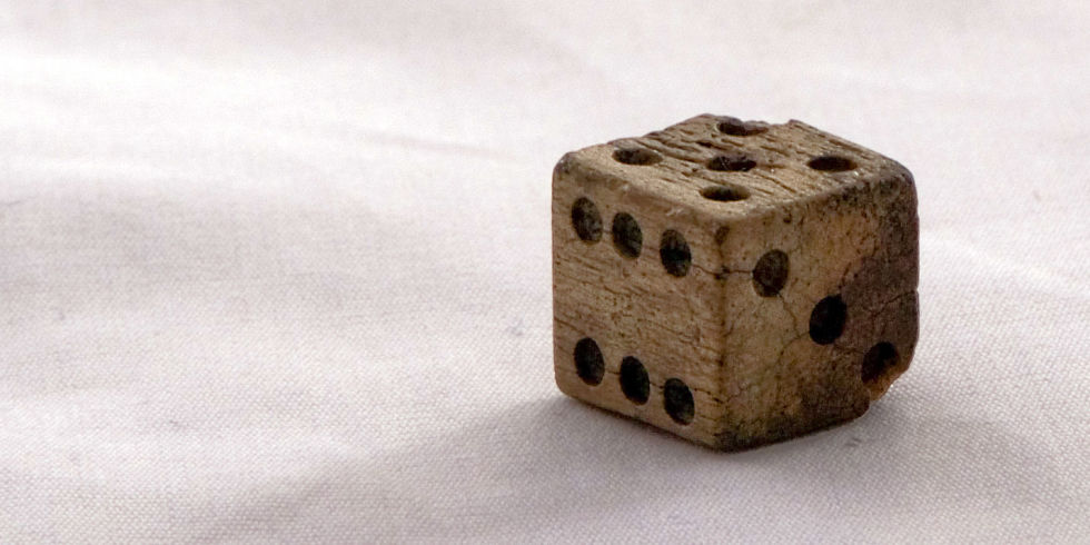 How Do You Know if Dice Are Really Fair? Math.