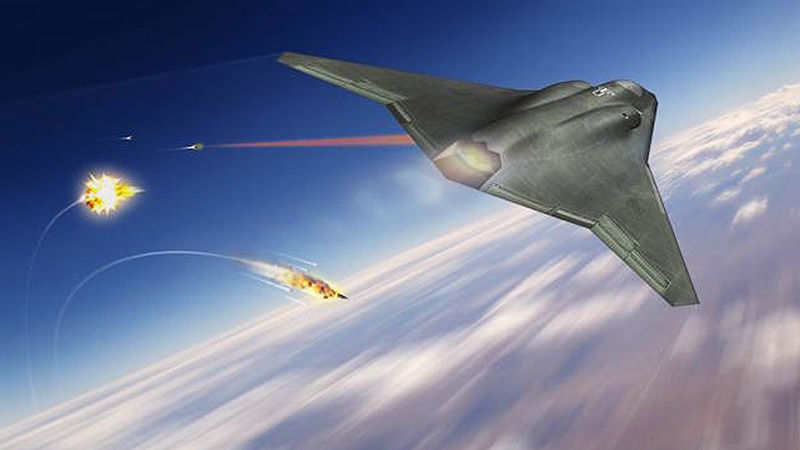 Northrop And Johnson >> The Air Force Wants a New Fighter to Accompany Its New ...