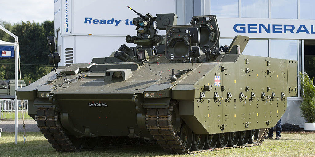 General dynamics unveils new u s army tank prototype - Army tank pictures ...