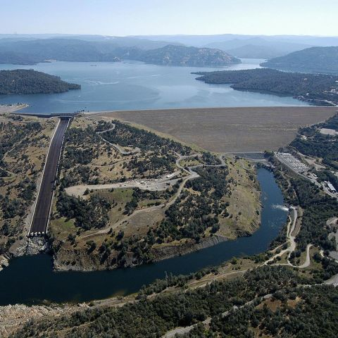 Of The Most Serious Dams In The United States - Map of us dams deficient