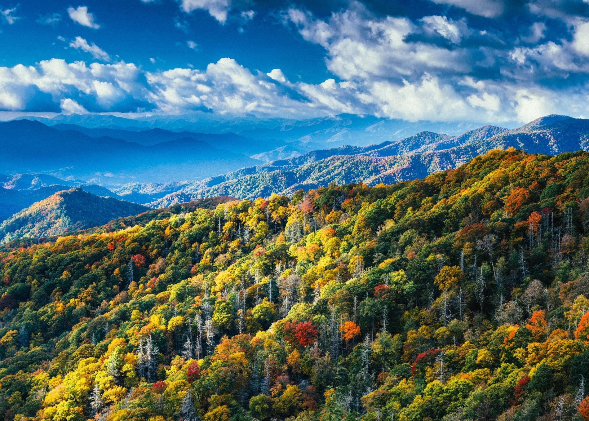 6 Great National Parks for Fall Hiking
