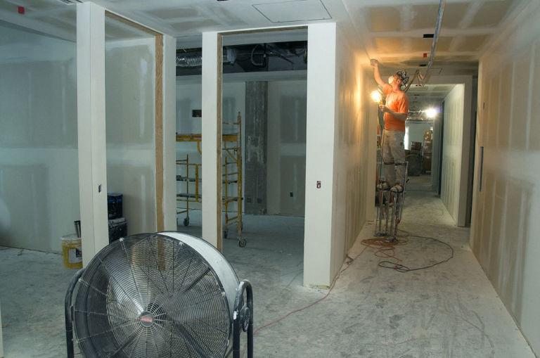 dryall install