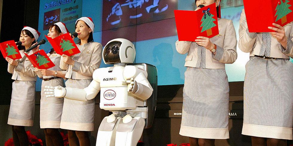O Holy Byte: A.I. Is Now Writing Christmas Carols