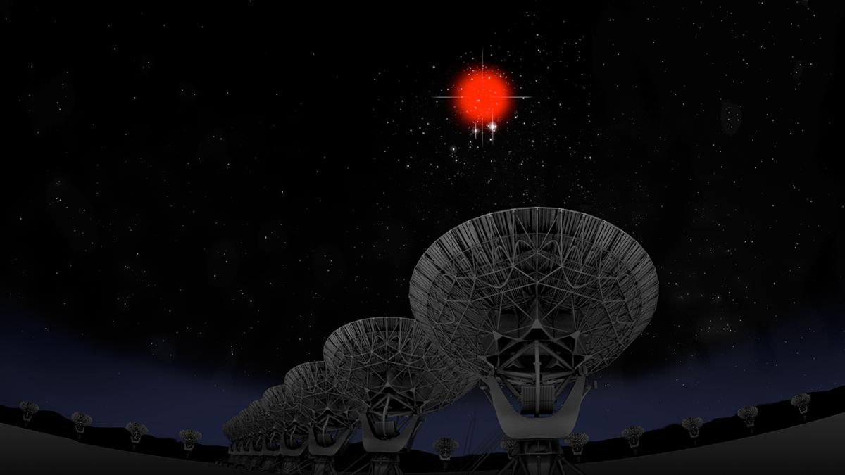 Risultati immagini per fast radio bursts aliens