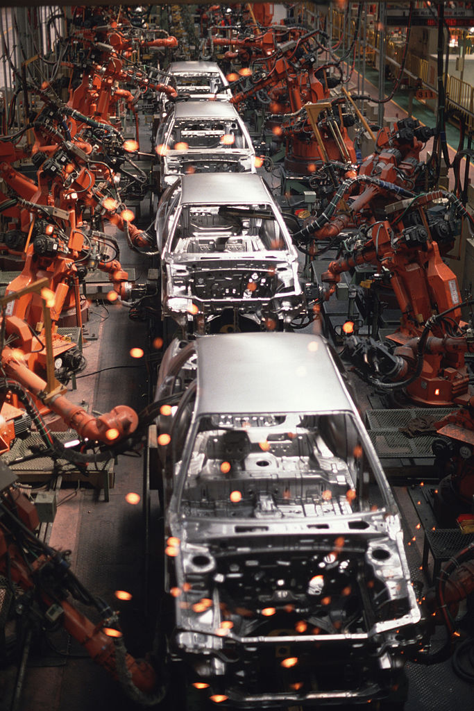 7 Of The World S Largest Manufacturing Plants