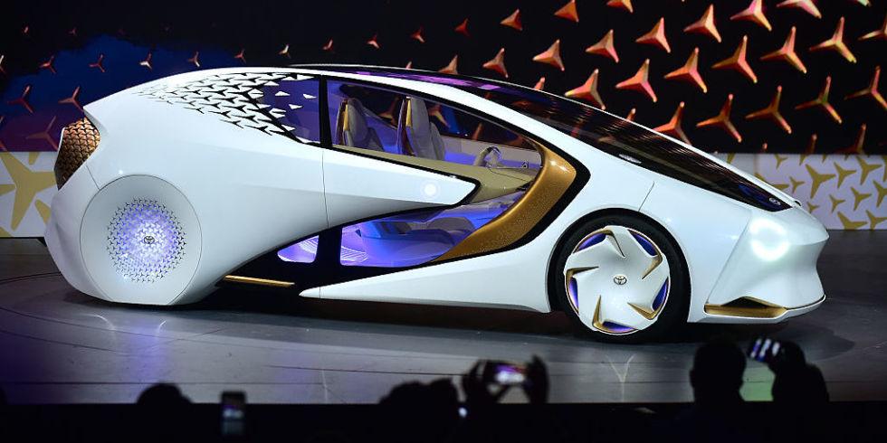 концепт автомобилей