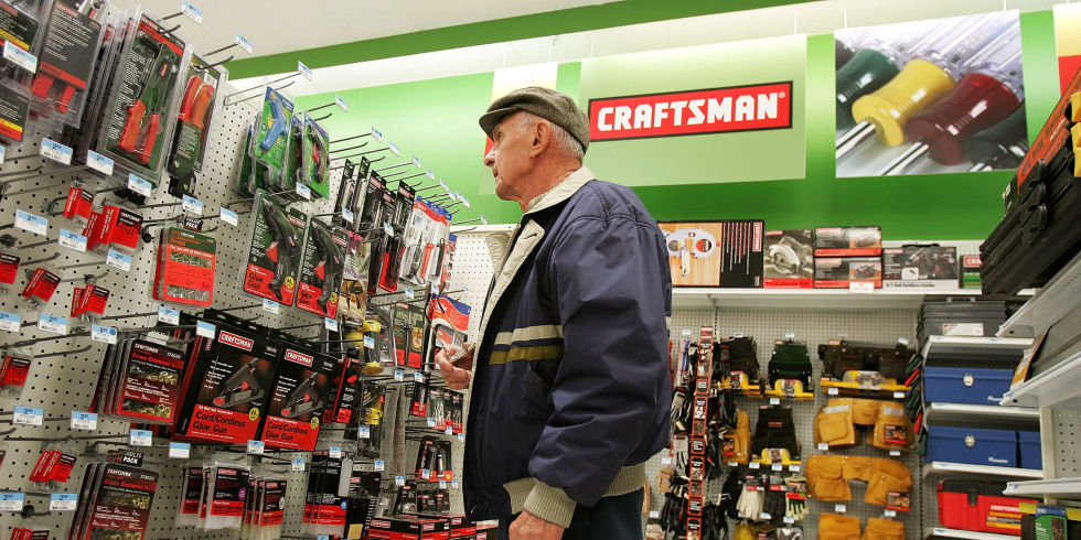 Sears to Sell the Iconic Craftsman Brand After 90 Years