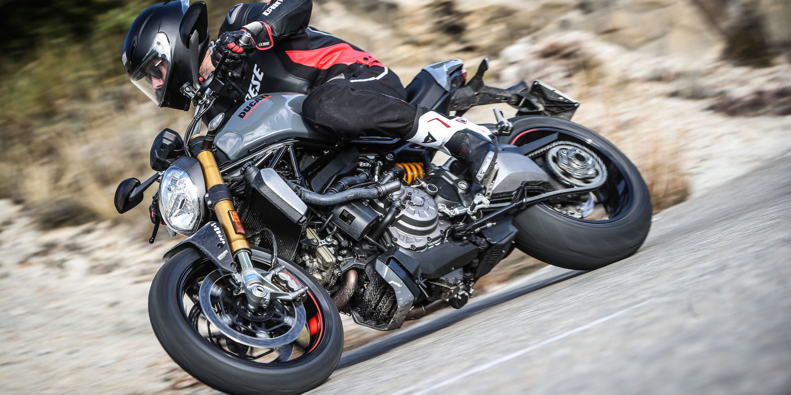 The 2017 Ducati Monster Is All The Street Bike You Need