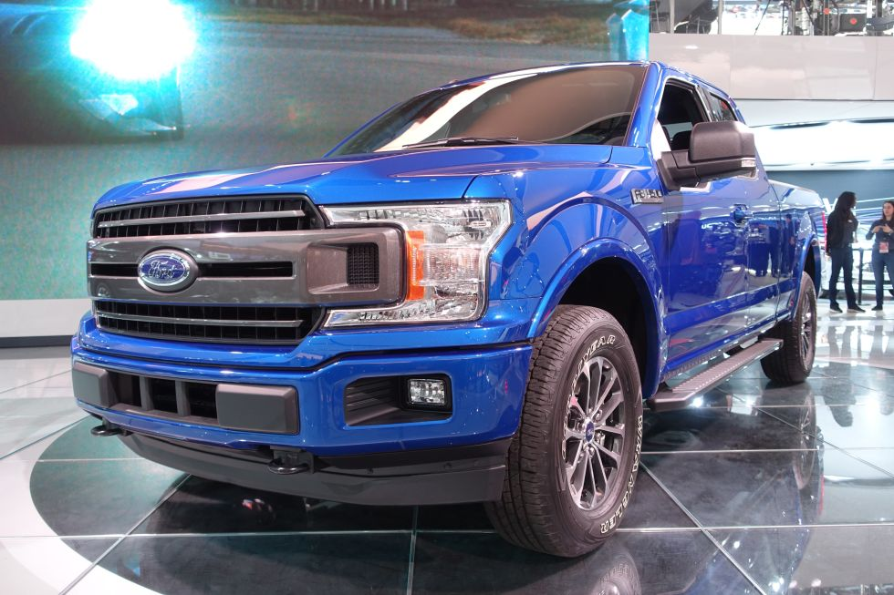 2018 Ford F-150 & 16 Best Cars of the 2017 Detroit Auto Show - North American ... markmcfarlin.com