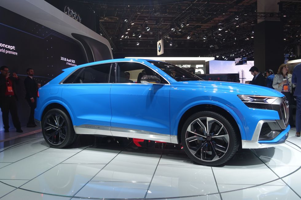 2018 ford concept cars. plain cars audi plans to produce a productionversion of this q8 concept in 2018 the  rakish coupelike design is the one slice crossover segment thatu0027s been  and 2018 ford concept cars