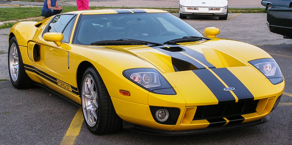 97 ford gt 2005 2006