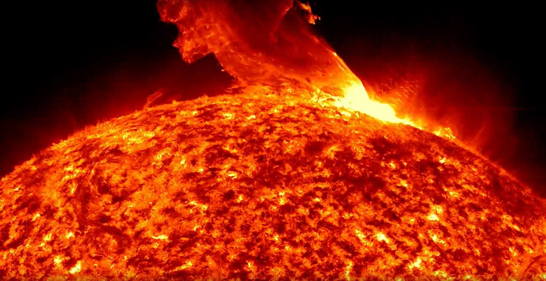 solar storm gamma radiation - photo #3
