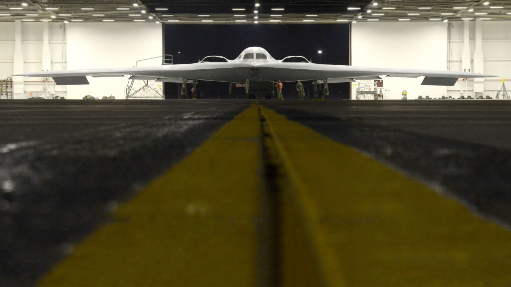 To Libya and Back: Inside a Stealth Bomber Strike Against ISIS