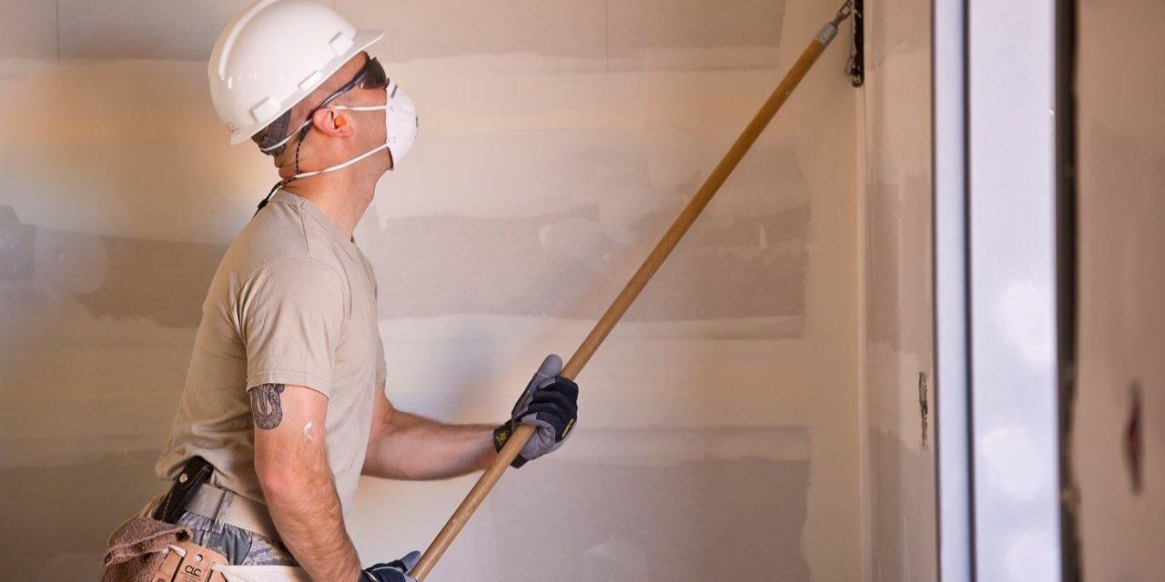 How To Repair Drywall Drywall Repair Tips Sheetrock Repair: priming walls before painting