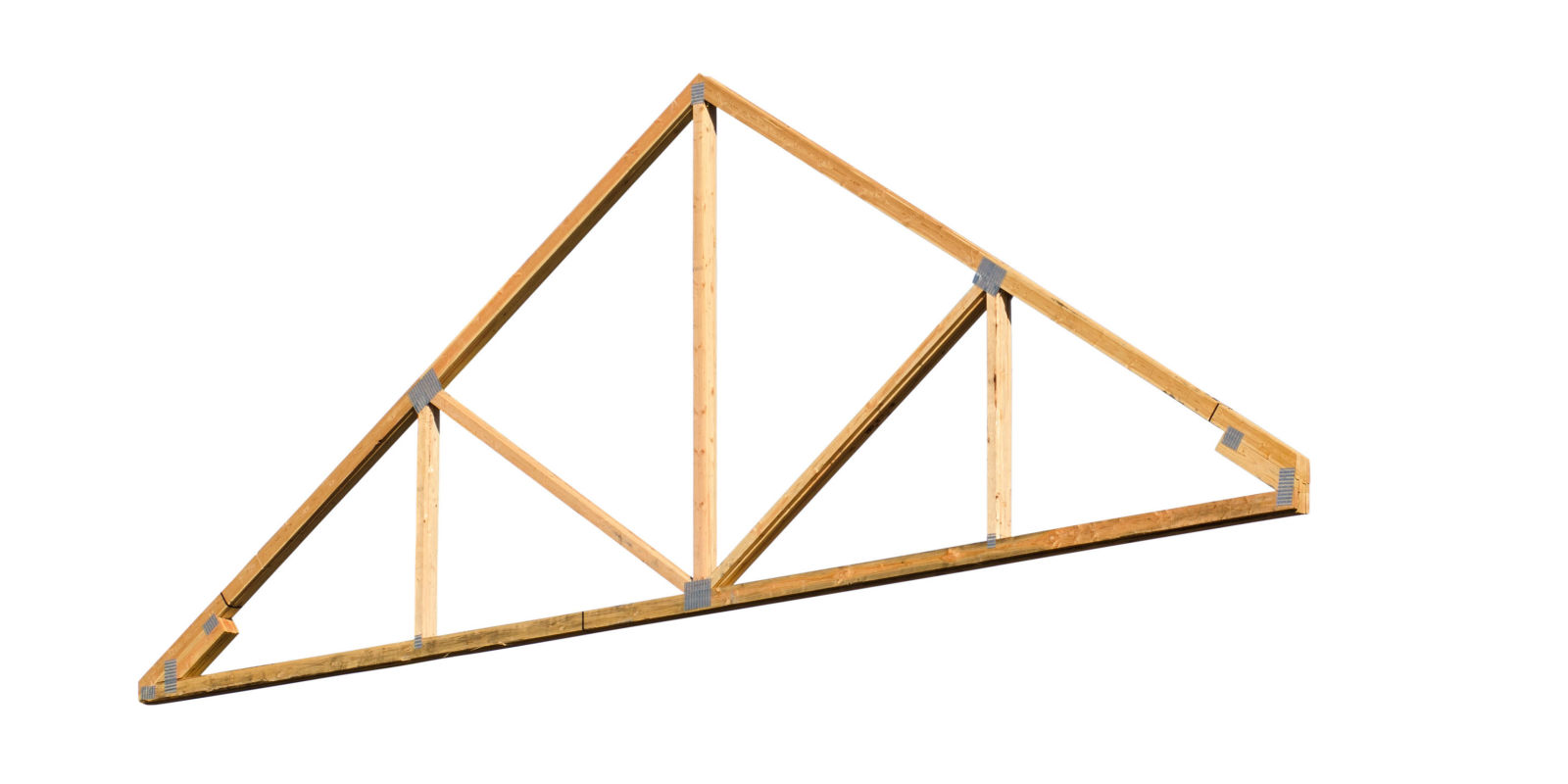 What is wood truss roof construction anyway for Roof trusses