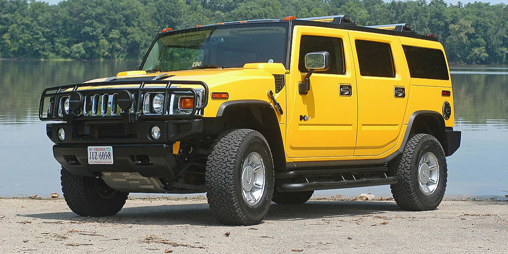 every single reason the hummer h2 was so stupid laid out in one video. Black Bedroom Furniture Sets. Home Design Ideas