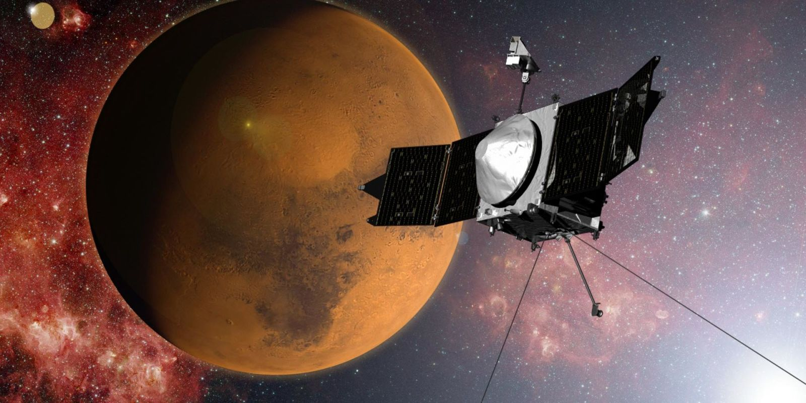 A NASA Satellite Almost Collided Into a Martian Moon