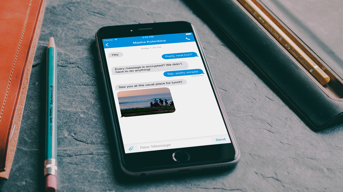 Signal Messenger Web