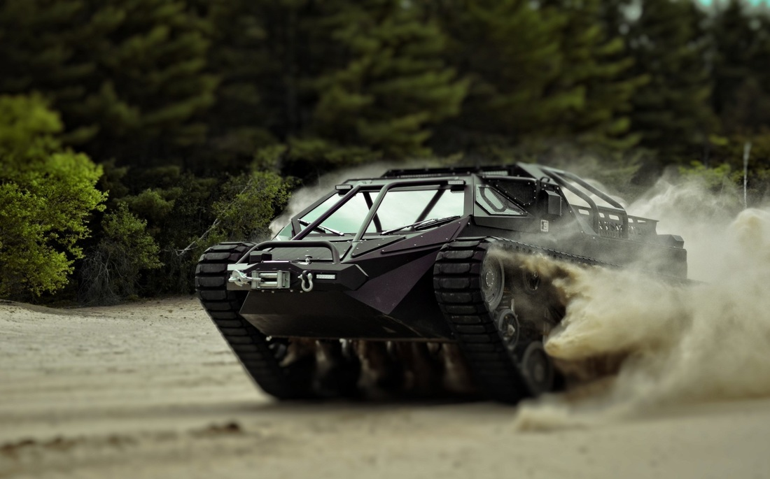 "Black Friday Car Deals >> The Army Can't Figure Out What To Do With The Ripsaw ""Tank"""