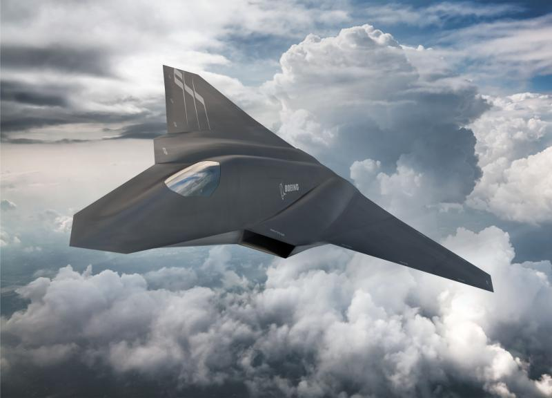 the f 22 raptor s replacement is starting to take shape